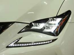●三眼LEDヘッドライト ◯プリクラッシュセーフティシステム+レーダークルーズコントロール ◯BSMブラインドスポットモニター+RACTリヤクロストラフィックアラート 〇クリアランスソナー&バックソナー