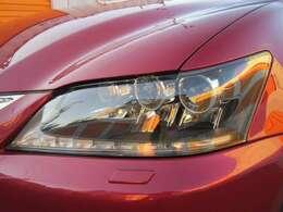 3眼LEDヘッドライト