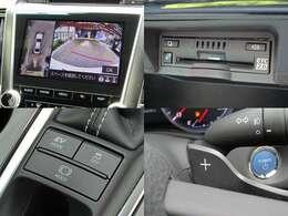 H30年式 クラウンHV G 走行0.9万K メーカーナビ アラウンドビューカメラ セーフティセンス プリクラ レーンキープアシスト レーダークルース RCTA BSM モデリスタエアロ