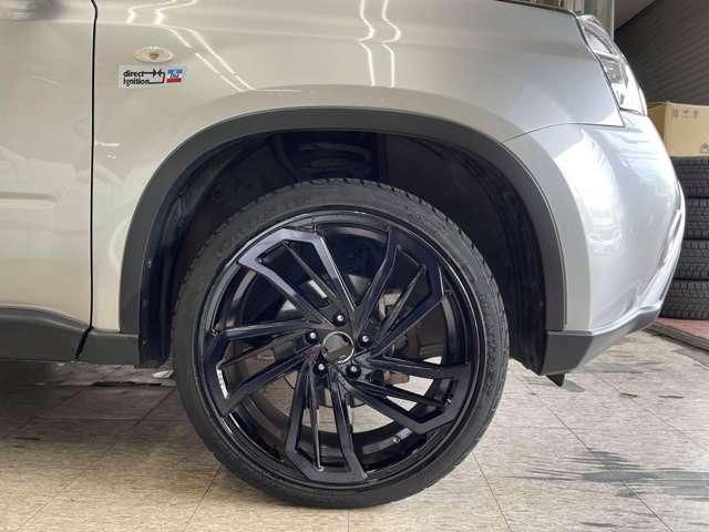 F・AME・モデラート・20インチAW+マキシトラック・フォルテス・T5夏タイヤ装着!(上記セットはOP設定になります)