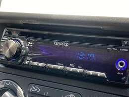 FM、CDチューナーです