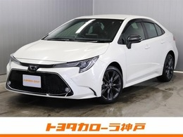 トヨタ カローラ 1.8 WxB 当社試乗車UP ナビキット付きDA