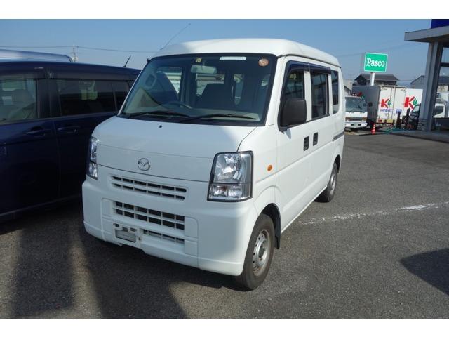 suzukiのOEM車で、ほぼエブリーです。4WDで2WDとは市場価値が違います。エヴリーの4WDと比べて下さい。