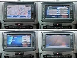 純正OP SDDナビ地デジを装着!インターフェイスで携帯電話と接続可能!DVD再生 音楽録音 Bluetoothオーディオ♪Bカメラも装備しており駐車もラクラクです★