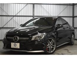 AMG CLAクラス CLA 45 4マチック 4WD レ-ダ-SP パノラマSR黒革ACC地デジ 2年保証
