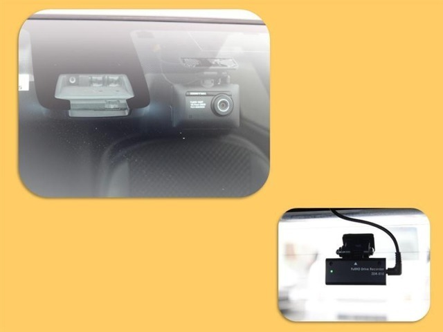 TSS(トヨタセーフティセンス)装着車!追突事故などへの予防安全のための装備で、被害軽減をサポートしてくれます!前後カメラのドラレコ付!