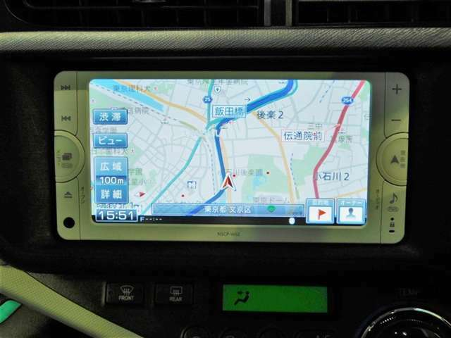 NSCD-W62 トヨタディーラーオプションSDナビゲーション