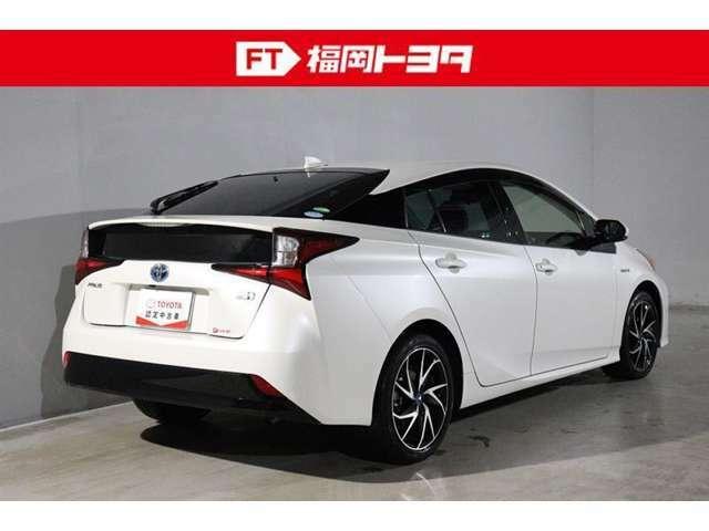 トヨタ認定中古車、評価4.5相当。走行距離10万キロ以内できれいな状態です。