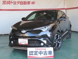 トヨタ C-HR ハイブリッド 1.8 G 純正18インチアルミ付