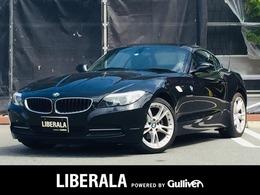 BMW Z4 sドライブ 23i オープンカー 黒革シート シートヒーター