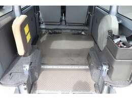 車いすご乗車部分に使用感はありますが、比較的にキレイな1台です〇