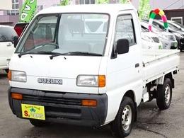 スズキ キャリイ 660 KC 3方開 4WD 5MT 夏冬タイヤ トノカバー付き