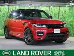 ランドローバー レンジローバースポーツ の中古車 HST 4WD 大阪府寝屋川市 668.9万円