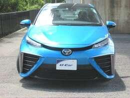 水素燃料使用でCO2の排出がありません!!