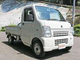 エアコン・パワステ・荷台ゴムマット・4WD(H-L)切替式・ライトレベライザー☆当店おススメのお買い得車と子の価格!!早い者勝ちの一台です♪