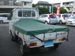 お客様からのご要請にお答え出来ますように積載車も完備しております!