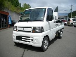 三菱 ミニキャブトラック 660 みのり 4WD Hi・Lo切替 AC CD AUX