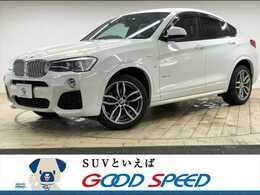 BMW X4 xドライブ28i Mスポーツ 4WD 4WD メーカーナビTV ETC クルコン レザ