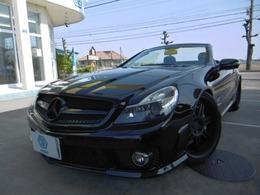 AMG SLクラス SL63 黒本革/キーレスゴー/20インチAW/地デジ