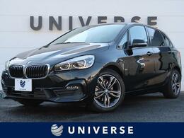 BMW 2シリーズアクティブツアラー 218d スポーツ パーキング/コンフォートPKG 衝突軽減 LED