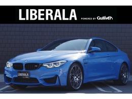 BMW M4クーペ コンペティション M DCT ドライブロジック harman/kardon HUD カーボンR 黒革