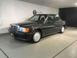 【Production】製造期間1986-1988年& 【Model】W201-190E2.3-16
