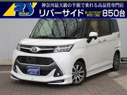 トヨタ タンク 1.0 カスタム G-T 1オーナー9型ナビBカメラ両電動ETC