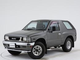 いすゞ ミュー 2.8 メタルトップ XSブライト ディーゼルターボ 4WD サンルーフ/ディーゼルターボ/4WD