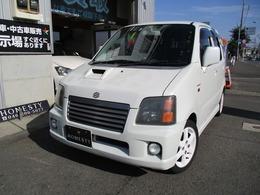 スズキ ワゴンR 660 RR ターボ 5MT