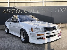 トヨタ カローラレビン 1.6 GT 6速シーケンシャルシフト