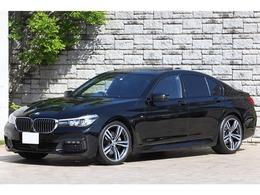 BMW 7シリーズ 740i ドライバーズ エディション 純正20AW サンルーフ 新車保証付 1オーナー