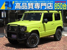スズキ ジムニー 660 XC 4WD シートヒーターDVD再生クルコンLED5MT