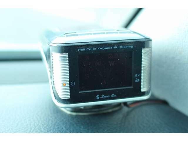 S200mi GPSアンテナ一体型レーダー