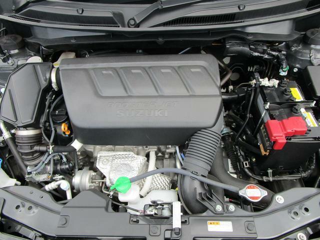 1.4Lターボエンジン。