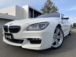BMW 6シリーズグランクーペ 640i Mスポーツパッケージ コンフォートアクセス LEDヘッドライト
