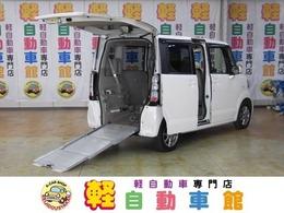 ホンダ N-BOX+ 660 G 車いす仕様車 4WD ワンセグTV・メモリーナビ ABS