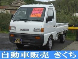 スズキ キャリイ 660 KU 3方開 4WD 走行55千K・寒冷地仕様車