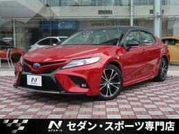 トヨタ カムリ 2.5 WS サンルーフ 社外SDナビ バックカメラ ETC