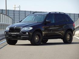 BMW X5 xドライブ 30i 4WD コンプライド リフトアップ仕様