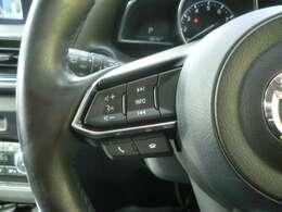 オーディオコントロール用ステアリングスイッチ!