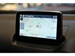 ドライブや旅行も安心して運転できる、ナビゲーション付きです!