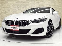 BMW 8シリーズカブリオレ 840d xドライブ Mスポーツ ディーゼルターボ 4WD 20インチMライトアロイダブルスポークAW