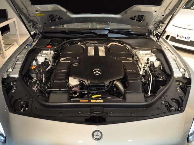 V6 3.0リッター367馬力!!