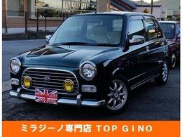 ダイハツ ミラジーノ 660 ミニライトスペシャル ローダウン新品シートカバー純正アルミ
