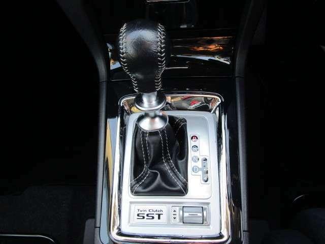 ツインクラッチSST!オートマ限定免許でも運転可能です!