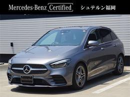 メルセデス・ベンツ Bクラス B180 AMGライン 認定中古車保証2年付き 元デモカー
