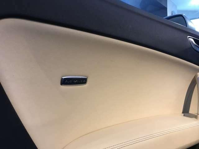 全ての『Audi exclusive 』には、このプレートがAudi exclusive の証しとして取り付けられている・・・アウディが『その人の為に契約を受ける』・・・exclusiveとはそういうプライドを持って生まれる・・・