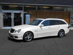 AMG Eクラスワゴン の中古車 E63 鳥取県鳥取市 298.0万円