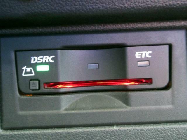 ETCを装備しているので、高速道路へのアクセスも快適です。