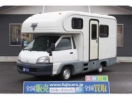 トヨタ ライトエーストラック 2.2D グローバル アスリート 走行7000km 冷蔵庫 走行充電 外部充電